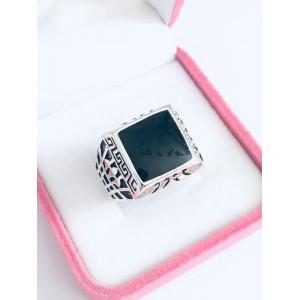 Мужское кольцо МК011