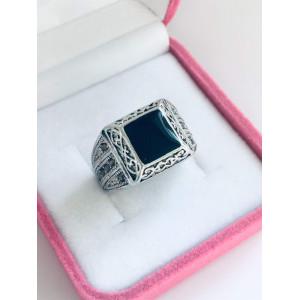 Мужское кольцо МК017