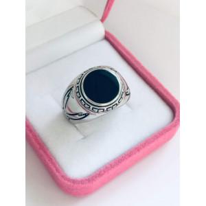 Мужское кольцо МК018
