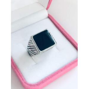 Мужское кольцо МК019