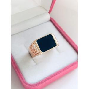 Мужское кольцо МК022