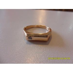 Мужское Кольцо МК005