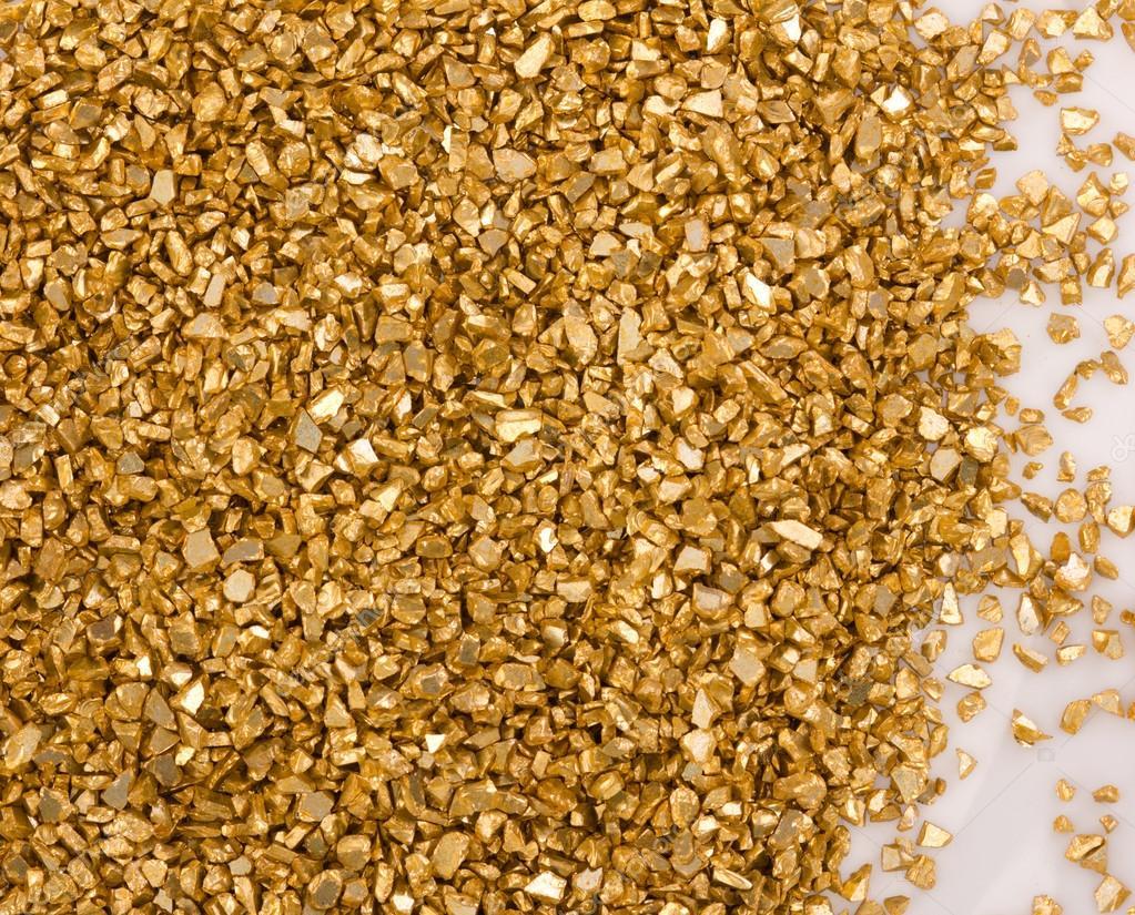 Состав дубайского золота