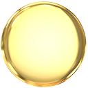 Бело-золотой